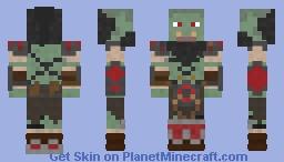 COTSW Eitrigg Minecraft Skin