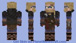 Eivor (Male)   Assassin's Creed: Valhalla Minecraft Skin