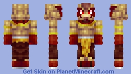 El Gallo Minecraft Skin