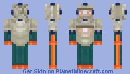 Elder Guardian Alt Minecraft Skin