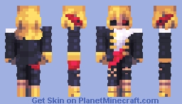 to the very end . moltenoni Minecraft Skin