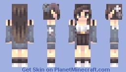 elf vibes Minecraft Skin