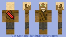 elven Minecraft Skin