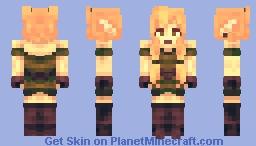 Reshade for Elven Jedi Minecraft Skin