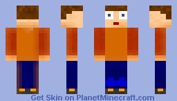elias Minecraft Skin