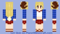 Elisse Minecraft Skin
