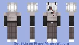 elizabeth || halloween special Minecraft Skin