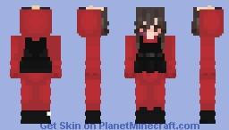 𝖇𝖊𝖑𝖑𝖆 𝖈𝖎𝖆𝖔 | ᴜɴʀᴀᴠᴇʟʟᴇ Minecraft Skin