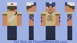 Ellis Minecraft Skin