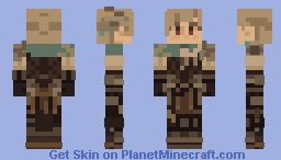 elm fainne Minecraft Skin