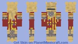 𝕰𝖑 𝕷𝖚𝖓𝖆 𝕯𝖊 𝕾𝖊𝖚𝖘 Minecraft Skin