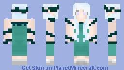 Light Elf: Spellbound Garden Entry :) Minecraft Skin