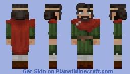 Visigothic King Minecraft Skin