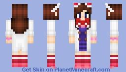 Ema Skye Minecraft Skin