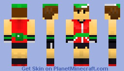 Pokemon Emerald Female Main - May Minecraft Skin