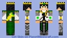 Emerald King [Request] Minecraft Skin