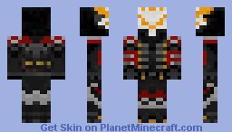 Emile version2 Minecraft Skin