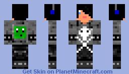 slimy emo Minecraft Skin