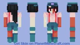 ENA DREAM BBQ +joel g Minecraft Skin