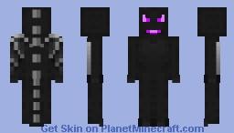 Ender Dragon Jean Minecraft Skin
