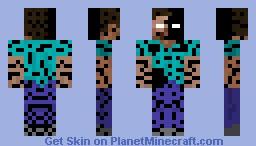 EnderBrine Minecraft Skin