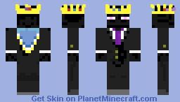 Enderman skin! Minecraft Skin