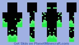 Slimy enderman