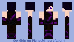 Ender Prince Minecraft Skin