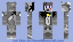 ender-wolf Minecraft Skin