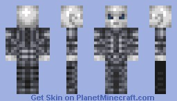 Engineer (Prometheus) Minecraft Skin