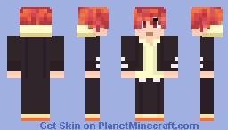 enma kozato Minecraft Skin