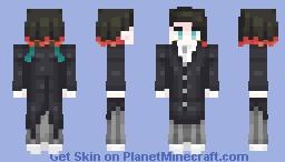 Enmu - Kimetsu no yaiba Minecraft Skin
