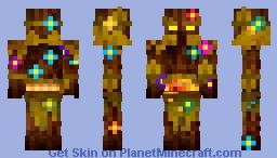 Arbhor, The Ent! Minecraft Skin