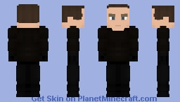 Eobard Thawne | Casual Suit (LoT) - CW Minecraft Skin