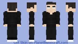 Eobard Thawne | Harrison Wells - CW Minecraft Skin