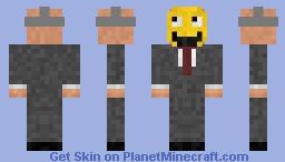 Epic Face Minecraft Skin