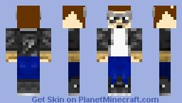 gangster Minecraft Skin
