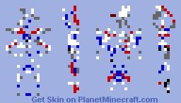 Epik MAN Minecraft Skin