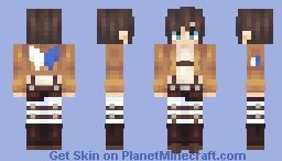 aot skin dump // WIP! Minecraft Skin