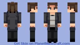 Eren Jaeger   Attack on Titan ~ᴀʟᴛs. ɪɴ ᴅᴇsᴄ.!~ Minecraft Skin