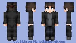 Eren Yeager - S4 Design Variant Minecraft Skin