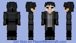 Eren Yeager - Attack on Titan / Request Minecraft Skin