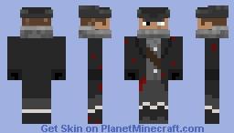 Eternal Jaeger Minecraft Skin
