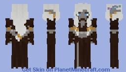 EternalDementia's Elf Lady [LF] Minecraft Skin