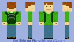 Ethan777 Minecraft Skin