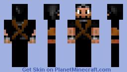 leon Minecraft Skin