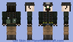 Eugene Minecraft Skin