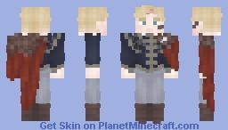 Eugeo de Astrea Minecraft Skin