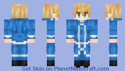 Eugeo - Sword Art Online Minecraft Skin
