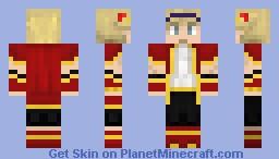 [Maplestory] Evan Minecraft Skin
